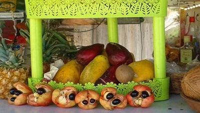 F wie Früchte auf Jamaika von A-Z