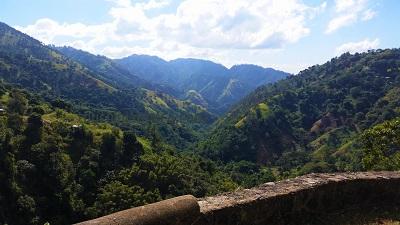 L wie Landschaften auf Jamaika ODER Likkle but tallawa
