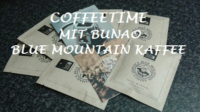 Coffeetime mit Bunao Jamaica Blue-Mountain-Kaffee