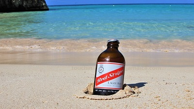 RED STRIPE- only in JAMAICA!