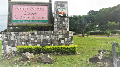 Green Grotto Caves * St.Ann