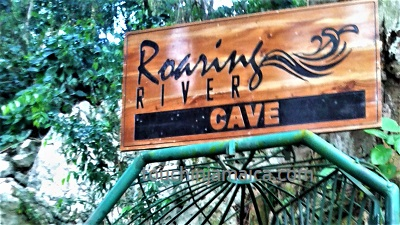 Roaring River and Cave * Westmoreland