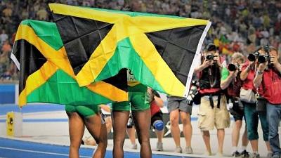U wie Usain ODER Jamaikas Sportskanonen