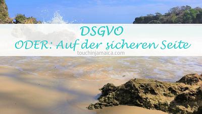 DSGVO – ODER: Auf der sicheren Seite