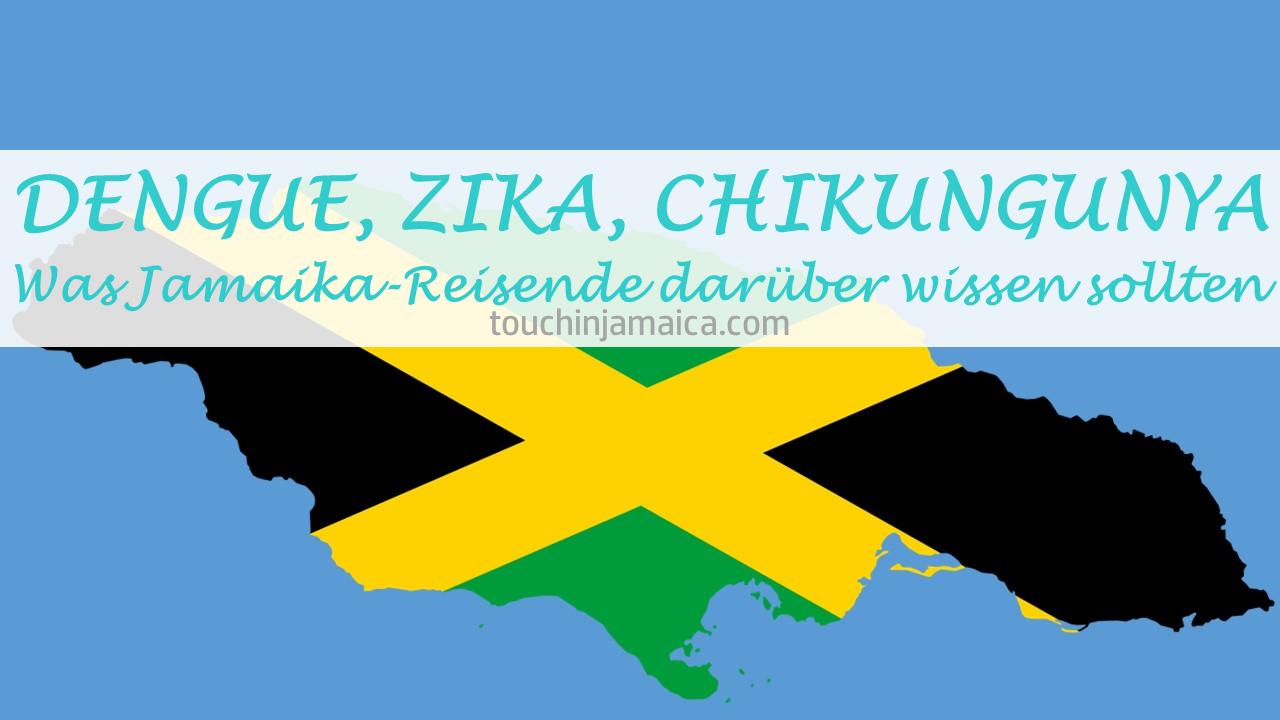 Dengue, Zika, Chikungunya – Was Jamaika-Reisende darüber wissen sollten