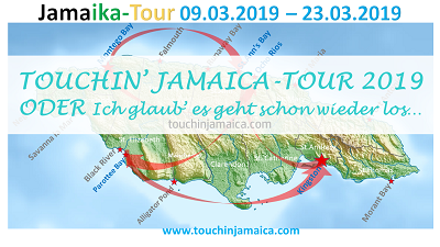 Touchin' Jamaica-Tour 2019