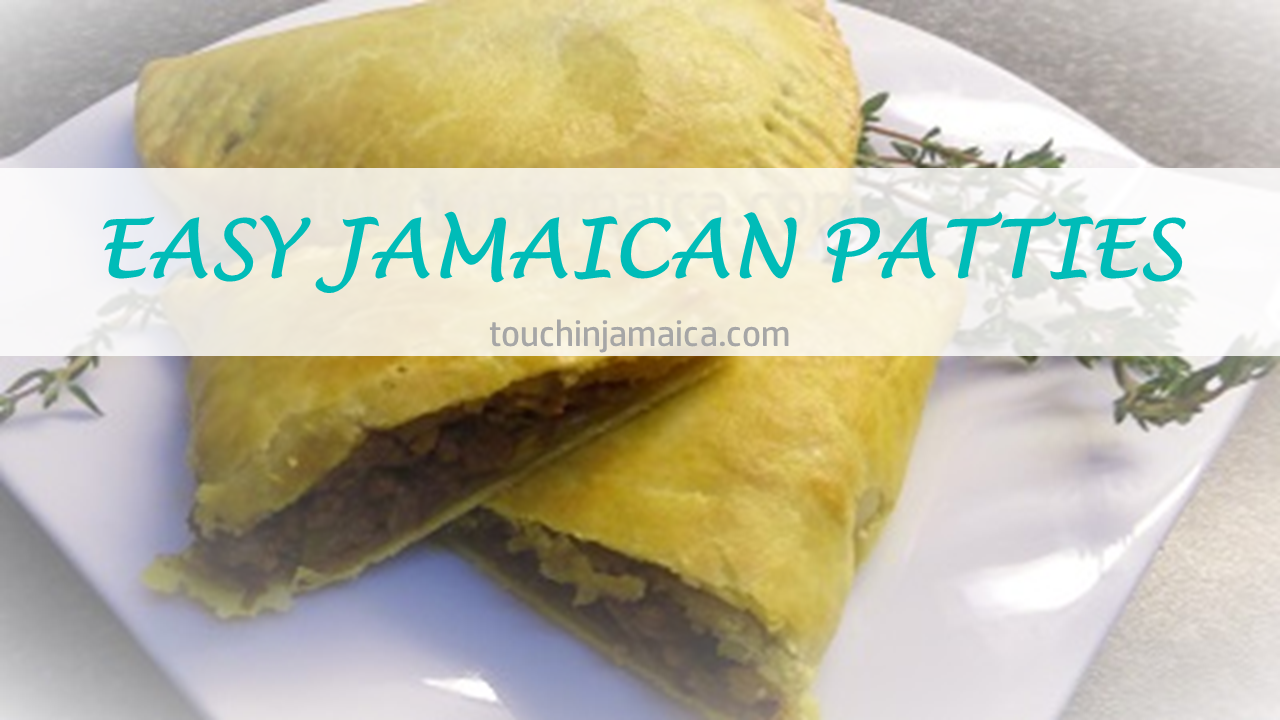 Easy Jamaican Patties