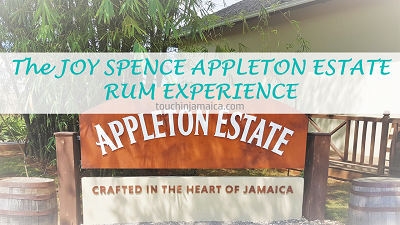 """The Joy Spence Appleton Estate Rum Experience"" aka Appleton-Rum-Tour"