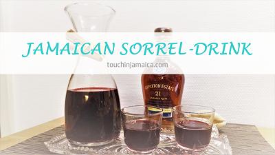 Jamaican Sorrel-Drink
