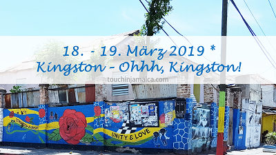 18. – 19. März 2019 * Kingston – Ohhh, Kingston