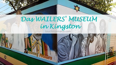 Das Wailers' Museum in Kingston