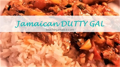 Jamaican Dutty Gal