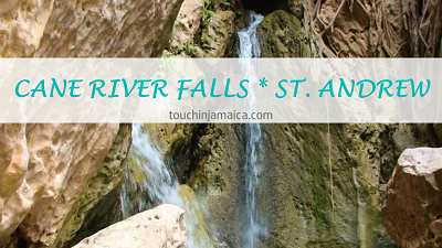 Cane River Falls * St.Andrew