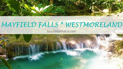 Mayfield Falls * Westmoreland