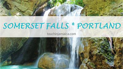 Somerset Falls * Portland
