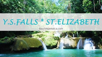 Y.S. Falls * St. Elizabeth