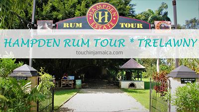 Hampden-Rum-Tour * Trelawny