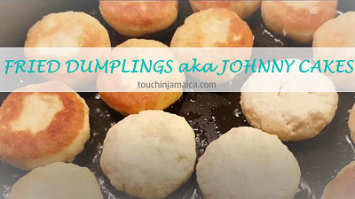 Fried Dumplings aka Johnny Cakes