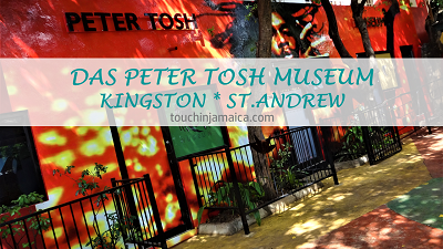 Das Peter Tosh Museum in Kingston