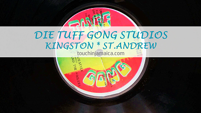 Die Tuff Gong Studios in Kingston